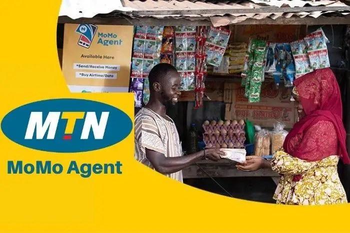 MTN MoMo Agent