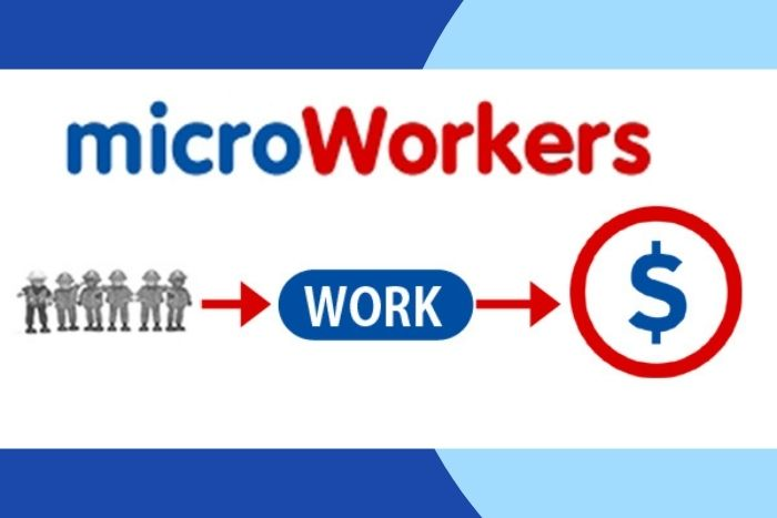 Earn Money With MicroWorkers