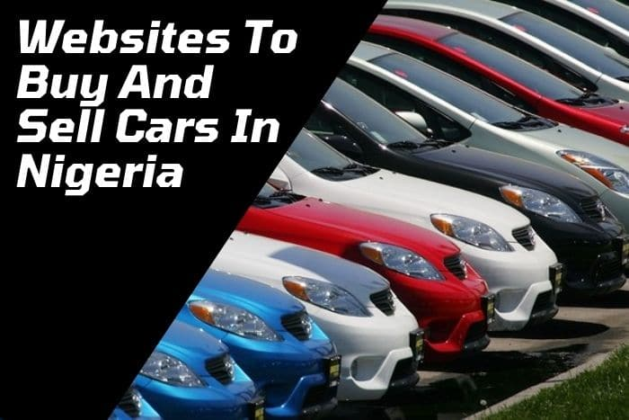 websites to buy and sell cars in Nigeria
