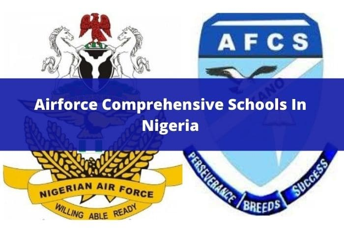 Airforce Comprehensive Schools In Nigeria