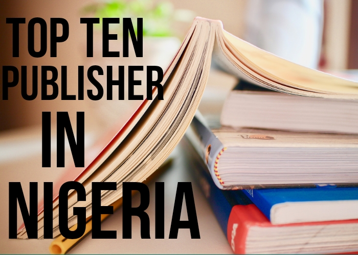 Top 10 Publishing Companies in Nigeria – Best Book Publishers.