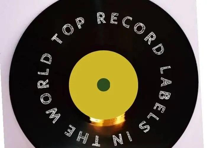 top record labels