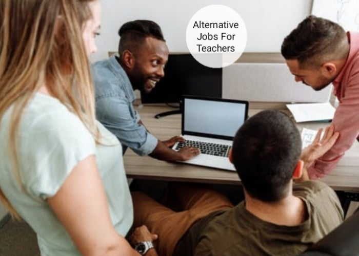alternative jobs for teachers