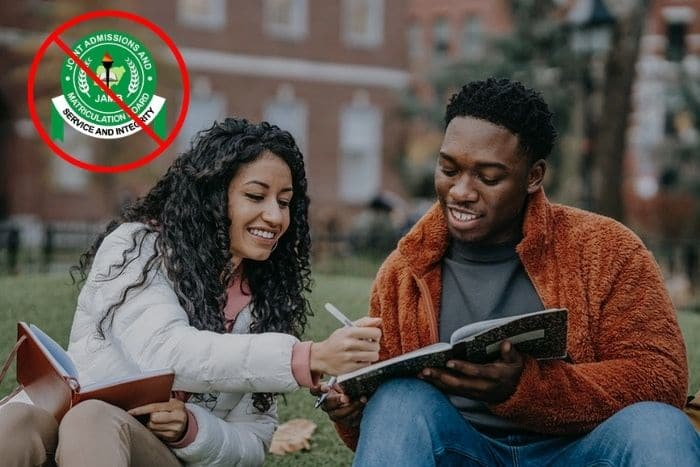 gain admission without JAMB
