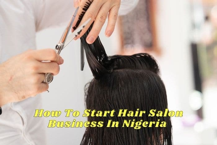 Hair Salon Business In Nigeria