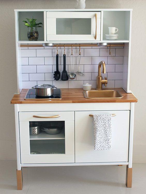 kid kraft play kitchen discounted cabinets הצעת הגשה: 7 מטבחי משחק שאפשר להכין לבד - 9instyle