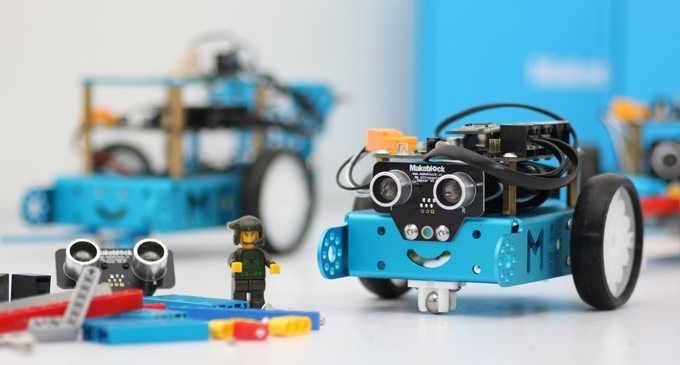 mBot robotics