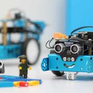 Robotics With MBot 101