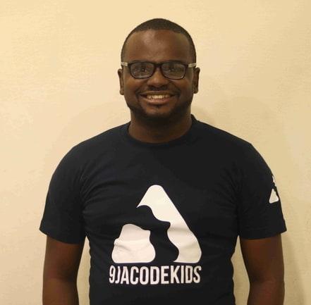 Ugochukwu Nkwocha, Founder CEO 9jacodekids Academy