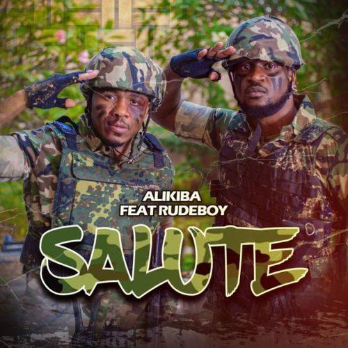 Alikiba Salute ft Rudeboy