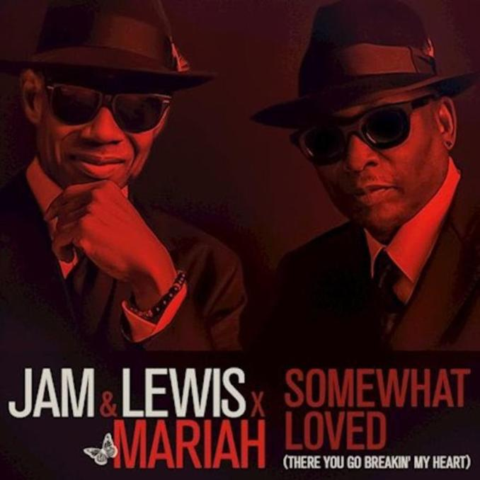 Jimmy Jam Somewhat Loved There You Go Breakin My Heart Terry Lewis Mariah Carey