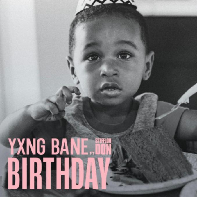 Yxng Bane Birthday Stefflon Don