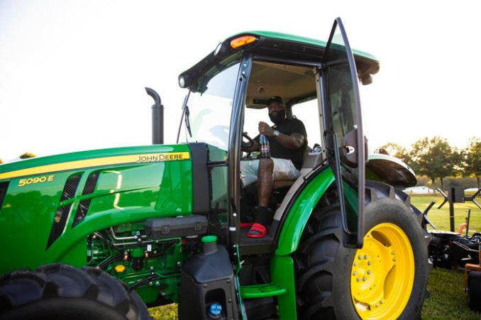 rick ross tractor
