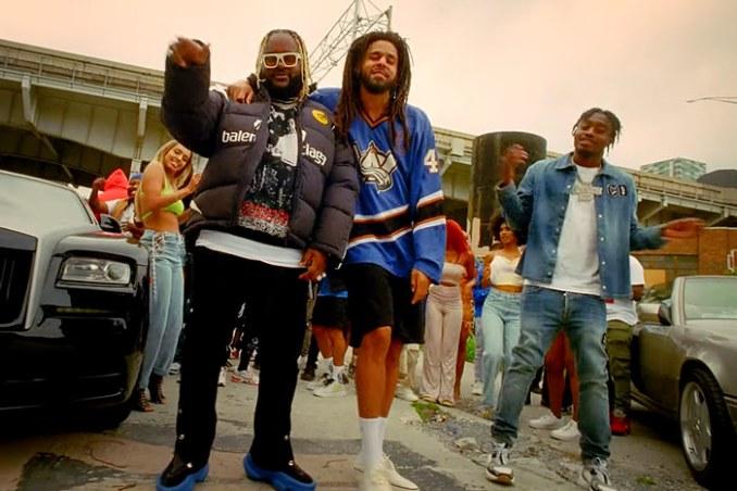 Bas The Jackie J Cole Lil Tjay
