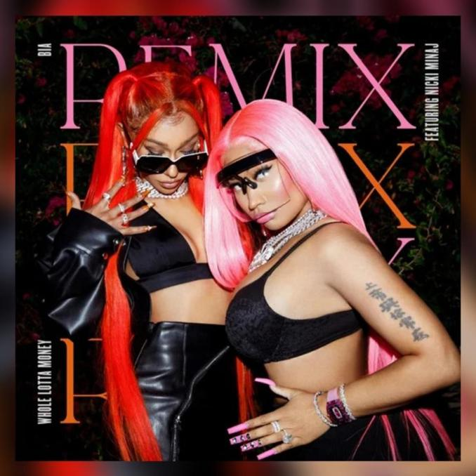 Bia Whole Lotta Money Remix ft. Nicki Minaj