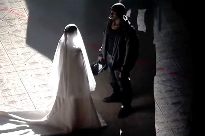 Kim Kardashian Kanye West Donda Chicago