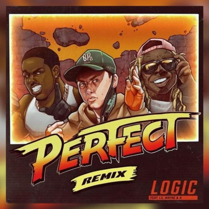 Logic Perfect Remix ft. Lil Wayne AAP Ferg