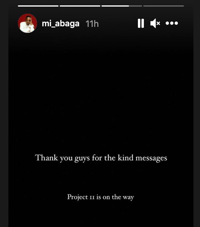 M.i 11th Studio Project Chat 2