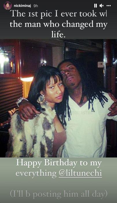Nicki Minaj Lil Wayne Ig