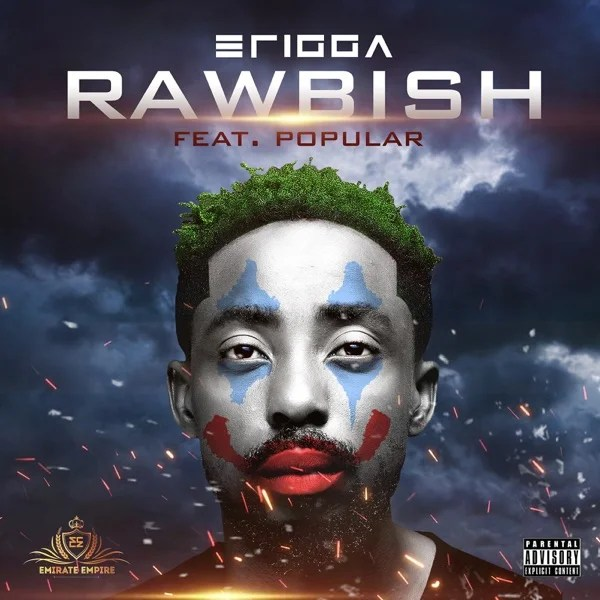 "Erigga – ""Rawbish"" ft. Popular.Mp3 Audio Download"