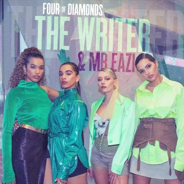 Four Of Diamonds – The Writer Ft. Mr Eazi.Mp3 Audio