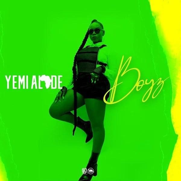 Audio Yemi Alade – Boyz.Mp3 Download