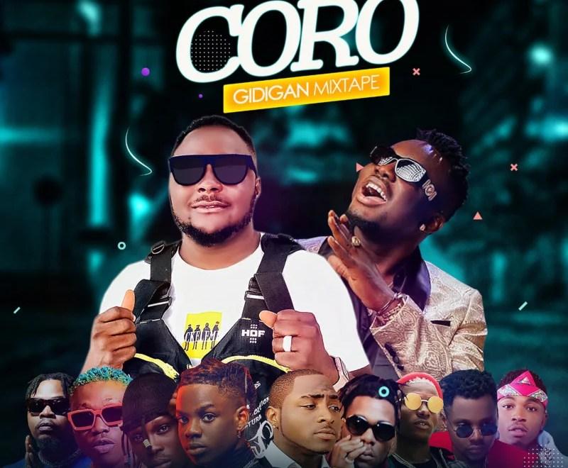 "Dj Baddo – ""Coro Gidigan Mix"". Free Download"
