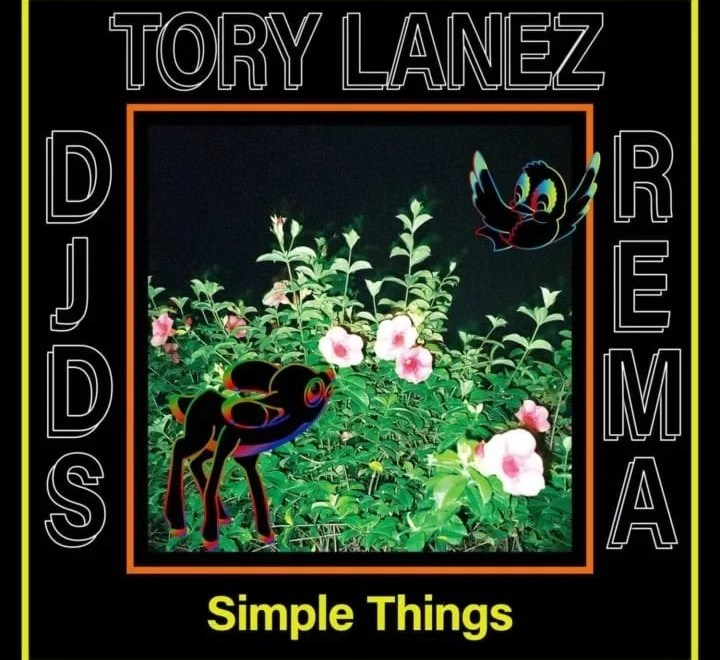 DJDS - Simple Things ft. Tory Lanez & Rema