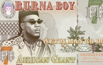Wetin Man Go Do Burna Boy Audio Download