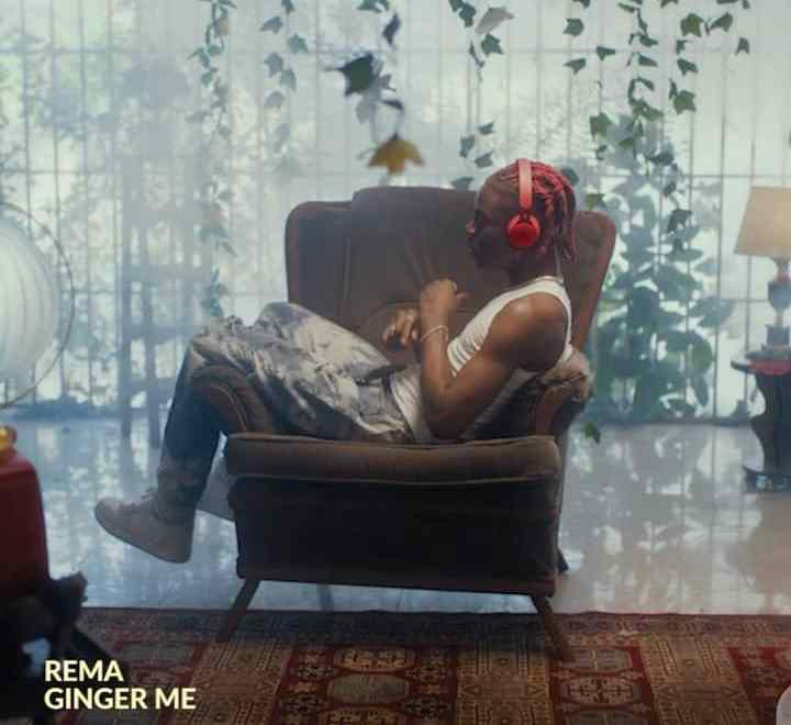 Video Rema – Ginger Me Download Mp4