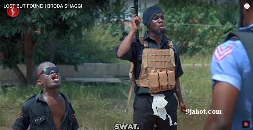 Broda Shaggi Comedy LOST BUT FOUND Mp4 Download