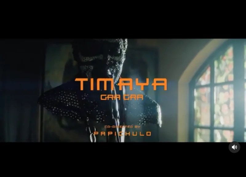 MP4 Download Timaya Gra Gra + Audio