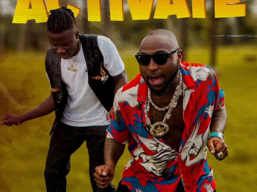 Mp4 Download Stonebwoy 'Activate' Ft Davido