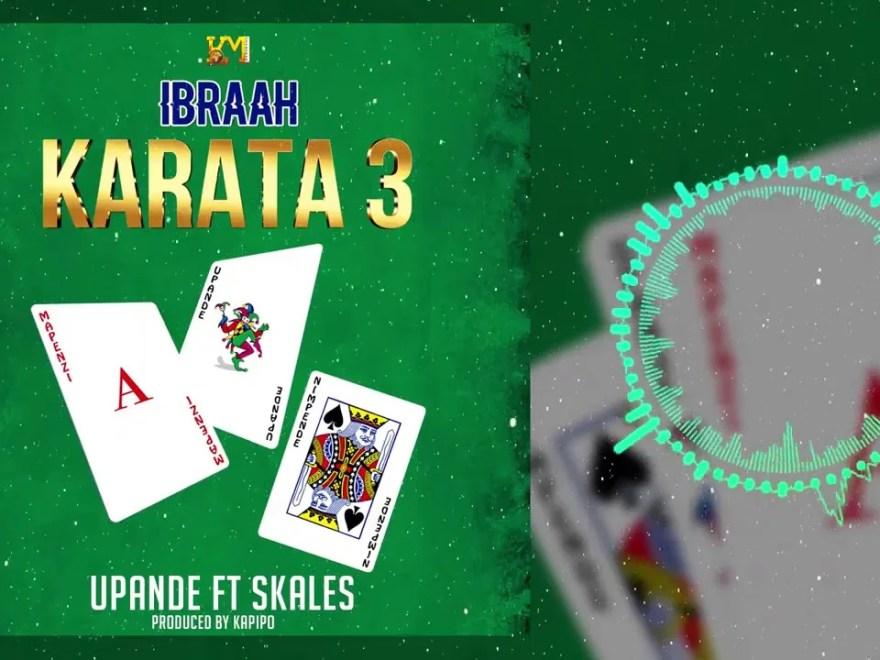 Ibraah ft Skales – Upande Free Mp3 Download Audio
