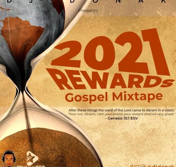 DJ Donak – New Year Latest Gospel & Worship Mixtape