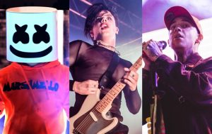 Download mp3: Marshmello - Tongue Tied Ft. YUNGBLUD x Blackbear