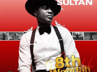 DOWNLOAD MP3: Sound Sultan - Ginger Me Ft. Peruzzi