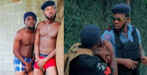 Comedy Video: Broda Shaggi – Naked Police
