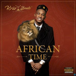 Krizbeatz African Time artwork1 2