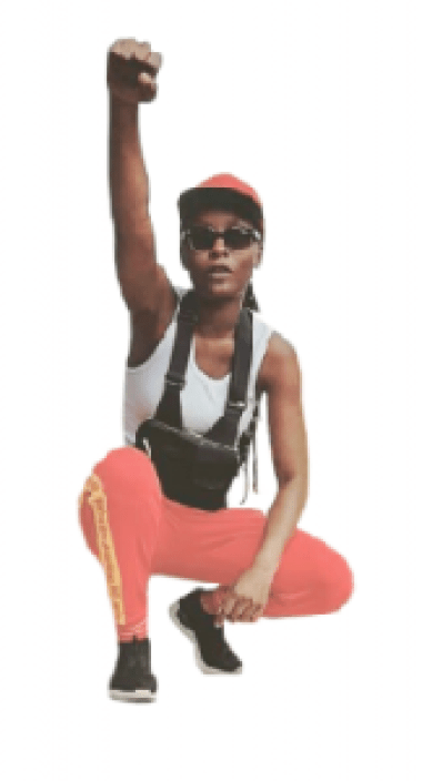 DJ Switch gains prominence after Lekki shootings