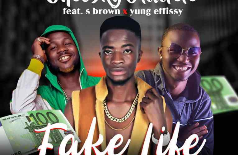 [Music] Cheesky oladele ft S brown & Yung Effizy_Fake life || 9jaorigin