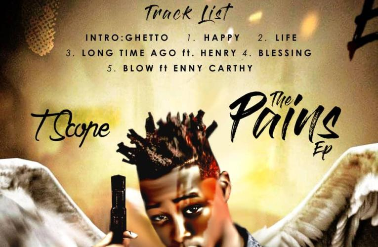 [Album/EP] T Scope – The Pains EP Vol. 1