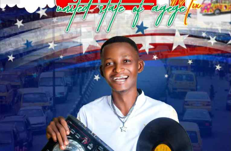 [Mixtape] DJ Silent – United State Of Agege (U.S.A) Mixtape