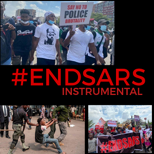 [Freebeat] Professional – EndSars  Instrumental