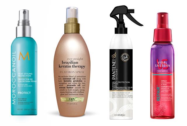4 equipments for beautiful curls