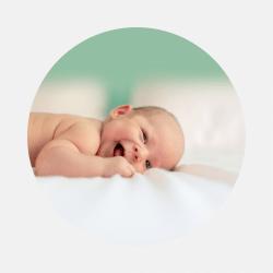 Baby geboren 1