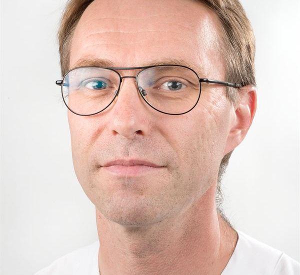 Stefan Johansson, läkare och forskare. Foto: Södersjukhuset AB.