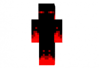 Brother Green Enderman Skin