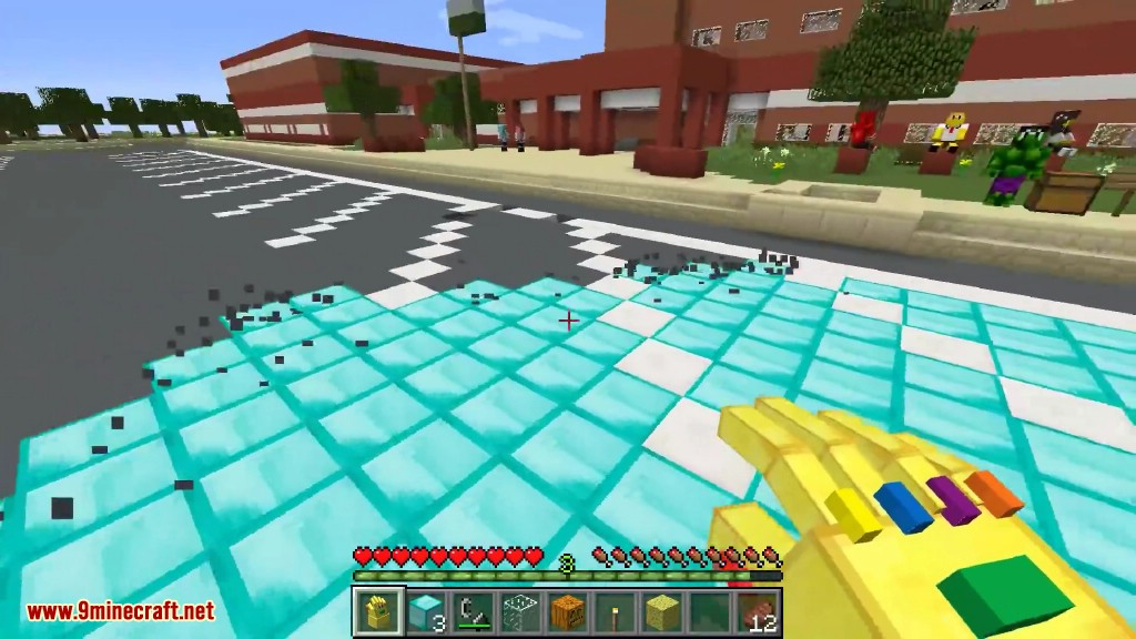 Minecraft Recipes 1 Crafting Mod 2 7