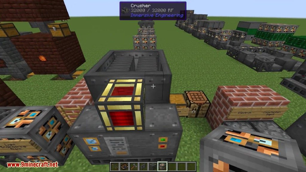 Immersive Engineering Mod 11221112 Redstone Flux Based Machinery  9MinecraftNet